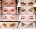 eyebrow practice mat