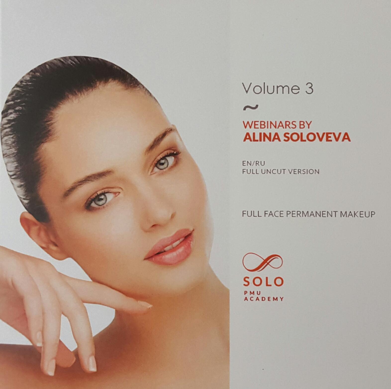 WEBINARS by Alina Soloveva vol.3 DVD