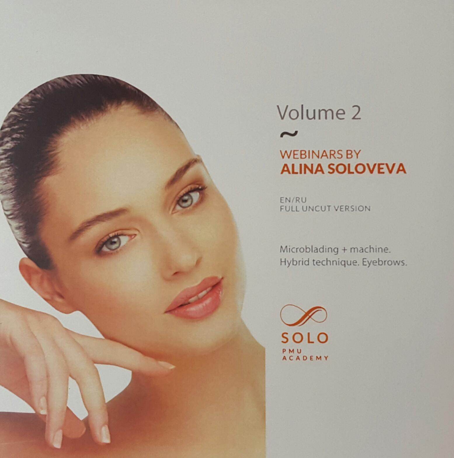 WEBINARS by Alina Soloveva vol.2 DVD